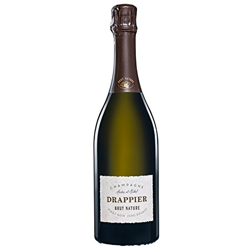 Drappier Brut Nature Zero Dosage Champagner 0,75 Liter 12% Vol.