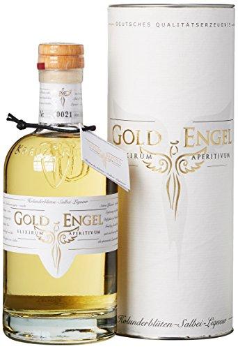 Goldengel Elixirum Aperitivum mit Geschenkverpackung Likör (1 x 0.5 l)