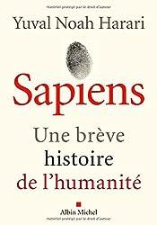 livre Sapiens : Une brève histoire de l'humanité