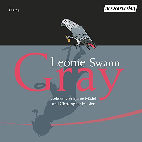 Gray audiobook cover art