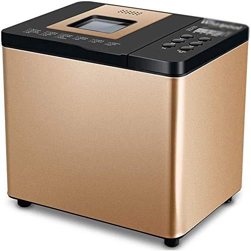 Automatische broodbakmachine, brood Maker Machine met 21 programma's, grote weergeven, One-knop-bediening
