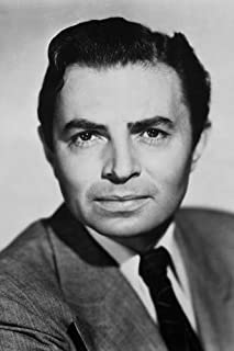 f191af77 James Mason handsome early head shot in suit and tie 11x17 Mini Poster