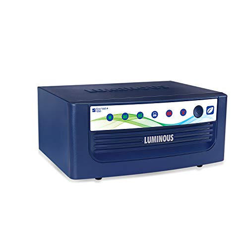 Luminous Eco Volt +1050/12V Sine Wave UPS Inverter (Blue)