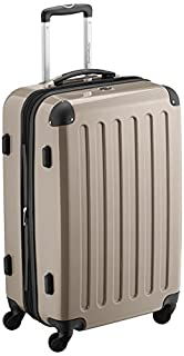 HAUPTSTADTKOFFER - Alex - Luggage Suitcase Hardside Spinner Trolley 4 Wheel Expandable, 65cm, champagne (B007RKGPM8) | Amazon price tracker / tracking, Amazon price history charts, Amazon price watches, Amazon price drop alerts