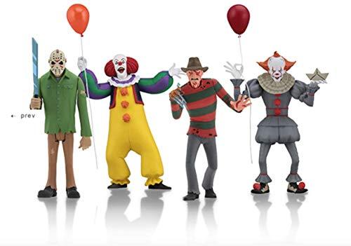 NECA Toony Terrors Action Figures 15 cm Assortment (16) Nightmare Street Figuren