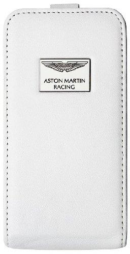 Aston Martin Racing iphone 4/4s flip case (white)
