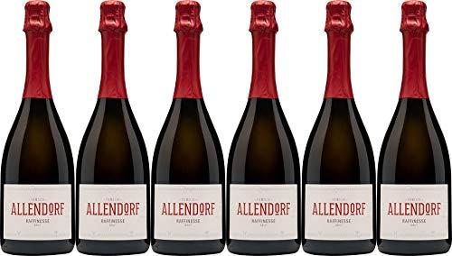 Allendorf Raffinesse Sekt 2015 Brut (herb) (6 x 0.75 l)