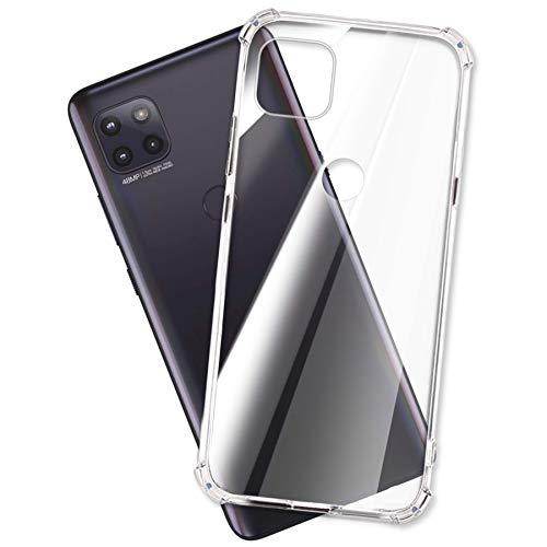 mtb more energy Funda Soft Armor para Motorola Moto G 5G (6.7'') - Esquinas reforzadas - 1.5mm TPU - Carcasa Anti Shock Cover Case Estuche