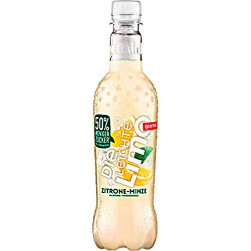 Granini Die leichte Limo Zitrone-Minze, 18er Pack (18 x 500ml) EINWEG