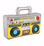 Tabsy Blow Up Inflatable Large BOOM BOX (40cm) Party Decoration Prop Accessory
