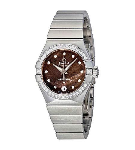 Omega Constellation orologio automatico delle signore 123.15.27.20.56.001