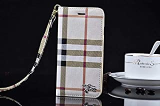 XGCCD US Fast Deliver- Elegant Luxury PU Leather Monogram Style Cover Case card slot Apple iPhone 5S