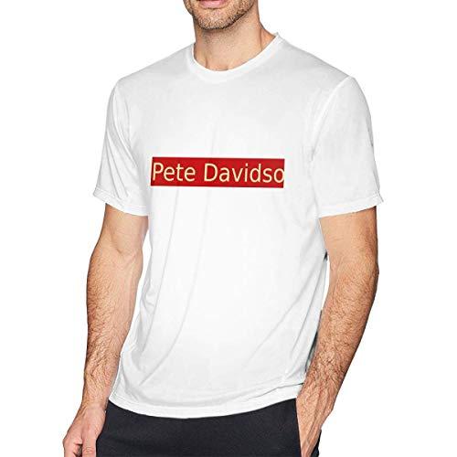 VJSDIUD Pete iexcl ordf Davidson Print Casual Shirt para jóvenes Unisex