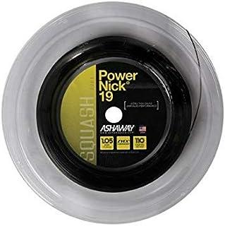 Ashaway Powernick Squash 19g String Reel - Black