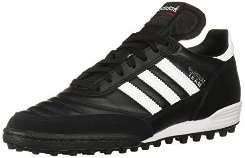 adidas Unisex-Erwachsene Mundial Team Fußballschuhe, Schwarz (Black/Running White Ftw/Red), 46 EU (11 )