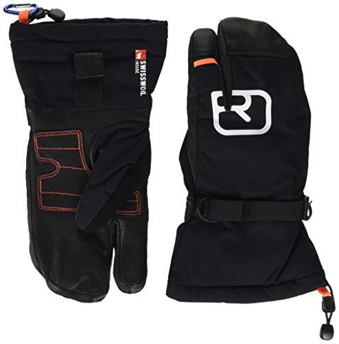 ORTOVOX Herren (SW) Pro Lobster Handschuhe, Black Raven, M