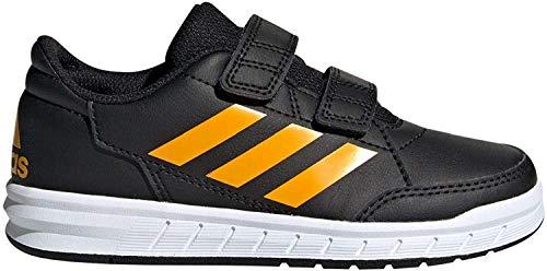 Adidas Altasport CF K, Zapatillas de Running Unisex niño, Multicolor Core Black Active Gold FTWR White G27087, 33.5 EU