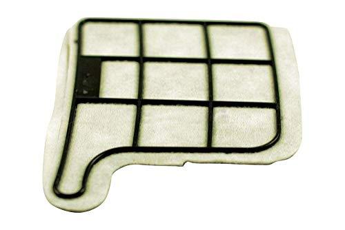 Hochwertiger Filter Motorfilter Motorschutzfilter passend für Vorwerk Kobold VK 135 VK 136 und VK 136-SC - schützt ihren Staubsauger Motor vor Verschmutzung - sollte alle 6 Monate gewechselt werden