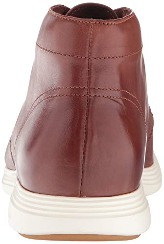 Cole Haan Men's Grand Tour Chukka Woodbury/Ivory Boot, 7.5