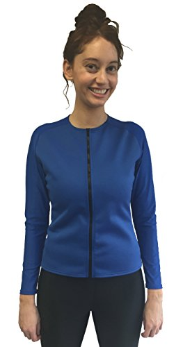 GH Sports Women's Aqua Thermal Top Extra Extra Large Royal Blue