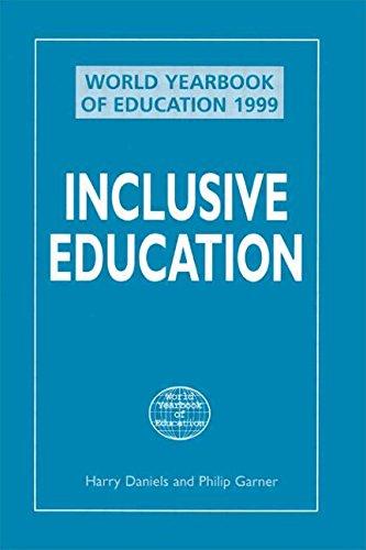 World Yearbook Of Education 1965 Ndash 2005 World Yearbook Of Education 1999 Inclusive Education