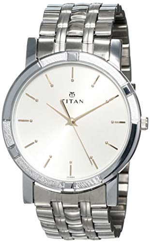 Titan Karishma Analog Multi-Colour Dial Men's Watch -NK1639SM01