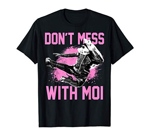 Disney The Muppets Miss Piggy Don't Mess With Moi T-Shirt