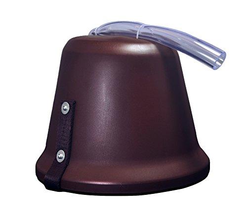 xmgreat Pferd Kunststoff Lätzchen Maulkorb/Maske/Korb für Inhalator