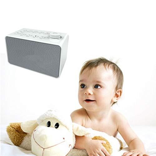 Slaapvoorziening voor lawaai, slaaphulp, ter verbetering van de geluidstherapie van slaapmuziek.