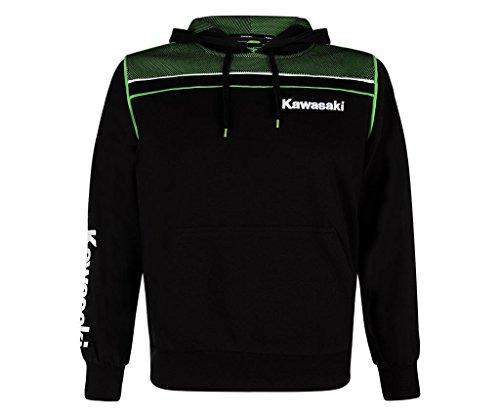 Kawasaki Sports Hoody Kapuzen Pullover (XL)
