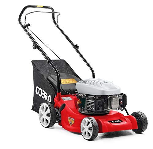 Cobra M41C Petrol Lawnmower 41cm