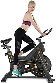 Delarsy Indoor Fitness Exercise Bike