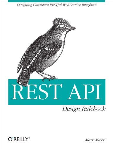 REST API Design Rulebook: Designing Consistent RESTful Web Service Interfaces (English Edition)