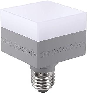 LED電球 E26口金 200W形 25W消費電力 高輝度LED電球 180°水平回転可能 革新的な方形のデザイン 発光面積25%増加する (25W(200W形相当))