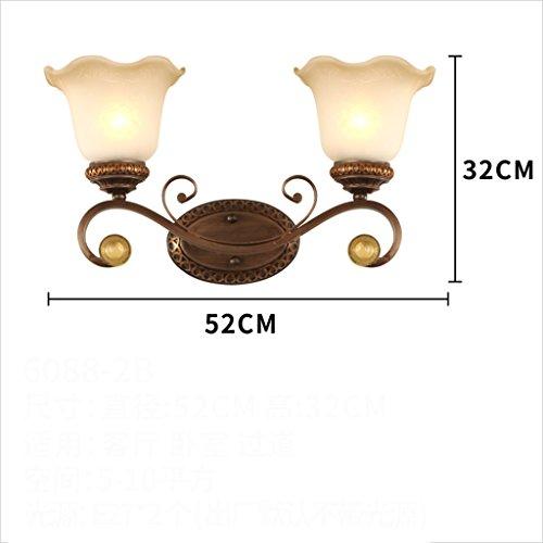 Lampe de chevet Lampe de chevet Chambre à coucher (couleur : B)