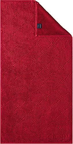 Joop! Handtuch Uni Cornflower Uni 1670 | 280 Granat - 50 x 100