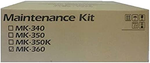 Kyocera 1702J27US0 Model MK-360 Maintenance Kit, Compatible with FS-4020DN Monochrome Workgroup Printers, Estimated 300000 Pages Yield