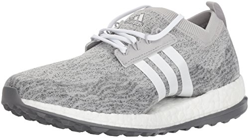 adidas Damen W Pure Boost xG, Grau Two FTWR White/Night Met. Stoff, 37.5 EU
