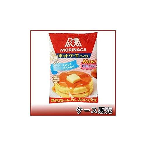 森永製菓 ホットケーキミックス 600g×5袋