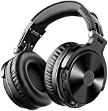 OneOdio Bluetooth Kopfhörer Over Ear [Bis zu 110 Stdn und BT 5.2] Geschlossene Musik Headphones Kabellos mit 50mm Treiber, HiFi Stereo Faltbares Bass Headset mit Mikrofon für Laptop/Handy/PC