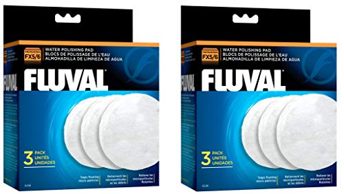 Fluval Water Polishing Pad FX5 (3 Pack) [Set of 2]