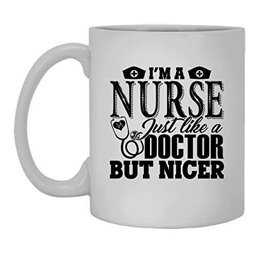 WTOMUG Nurse Just Like A Doctor But...
