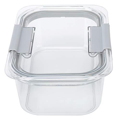 Contenedor de Almacenamiento de Alimentos Sellado de Cocina de 920 ml, Fiambrera portátil, Apto para microondas para Granos, Almacenamiento de Frutas, sin Fugas, Lata de Sopa