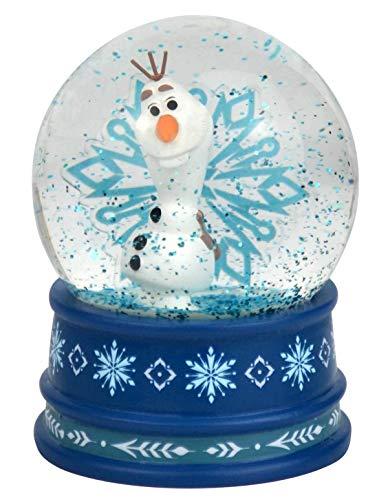 MMmedia GmbH Die Eiskönigin 2 / Frozen 2 Schneekugel Motiv Olaf