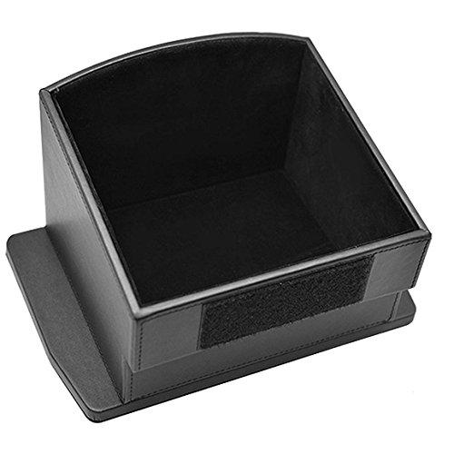 topfit Model X Aufbewahrungsbox für die hintere Mittelkonsole Organizer Sitzlehne Behälter für Tesla Model X