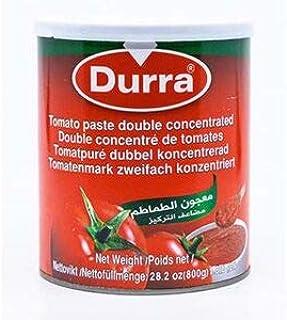 Tomato Paste Can Durra 800g