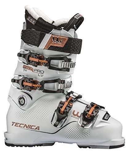 Moon Boot Tecnica Damen Skistiefel Mach 1 LV Pro Weiss (100) 4
