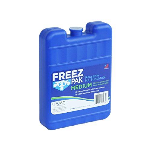Freez Pak, Reusable Ice Pack, Medium