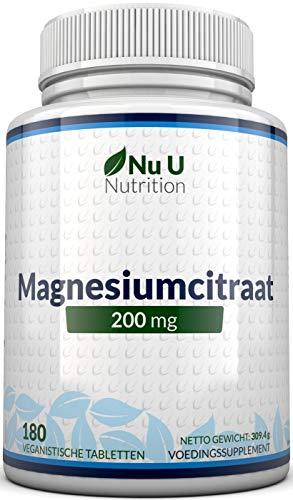 etos magnesium citraat tabletten