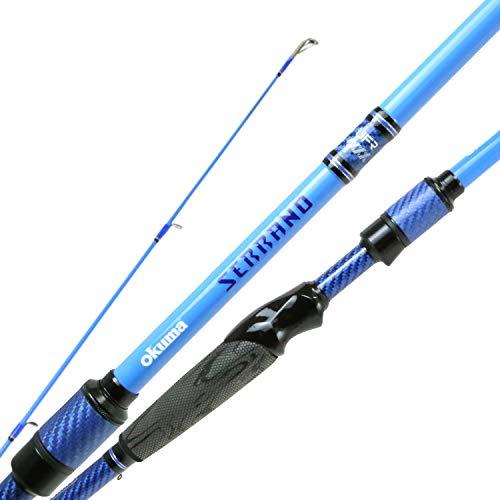 Okuma Serrano Carbon Technique Specific Bass Rods- SRN-S-741ML
